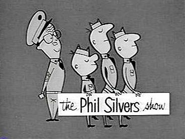 Title Card, The Phil Silvers Show