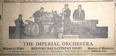Imperial Orchestra, MMT, May 8, 1920