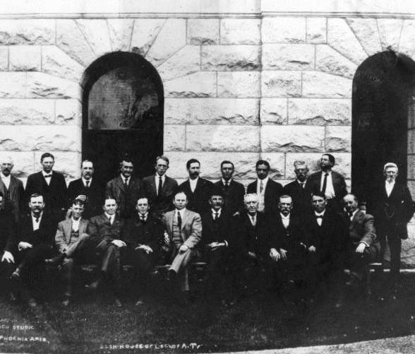 25th Arizona Territorial Legislature 1909