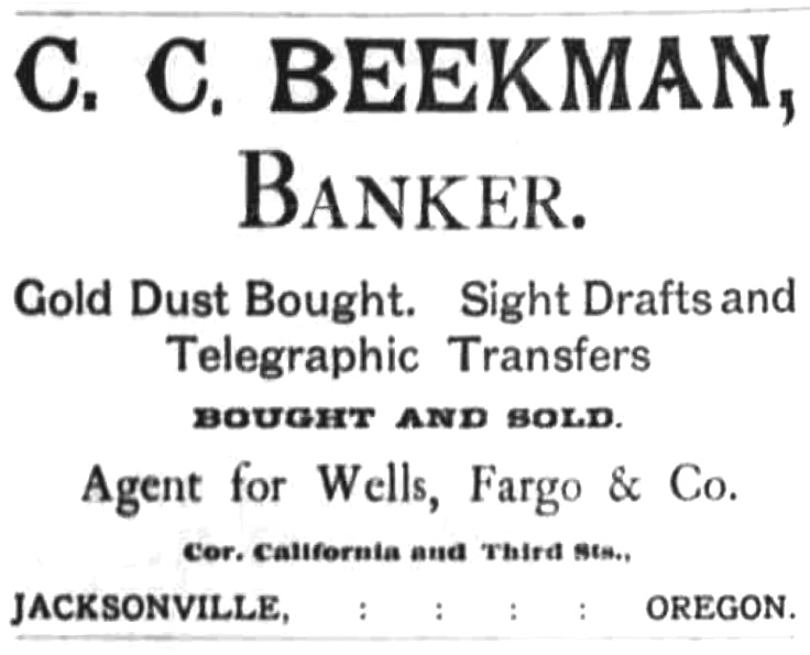 Beekman ad, October 1, 1881 West Shore