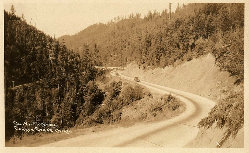 Canyon Creek circa 1925