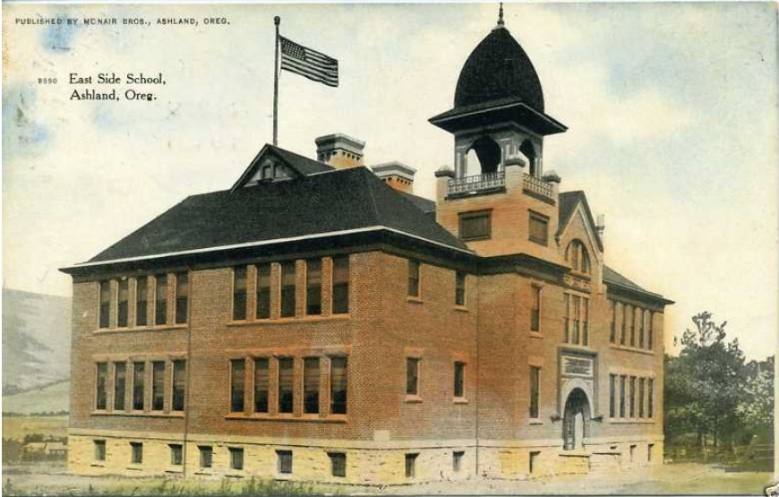 Ashland East School, circa 1905