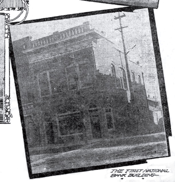 First National Bank, March 18, 1907 Oregonian