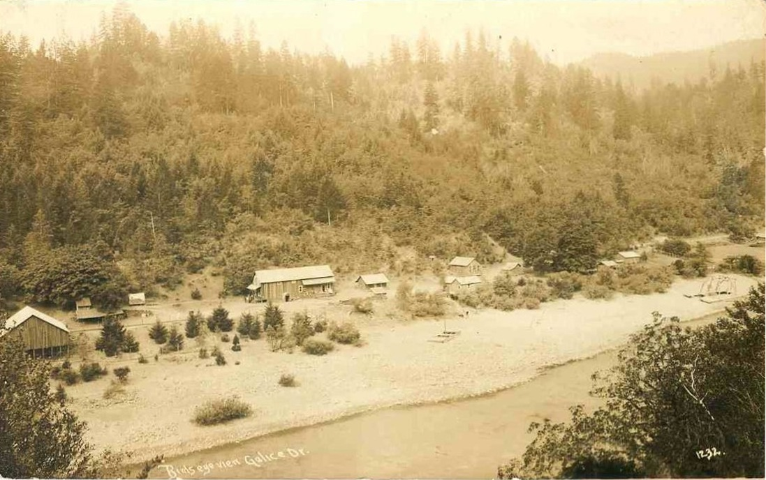 Galice, Oregon, circa 1930