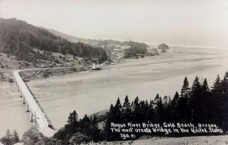 Gold Beach, Oregon, 1930s