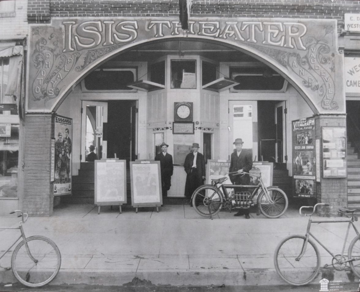 Isis Theater, March 1-2, 1914