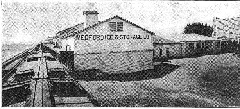 Medford Ice, January 2, 1927 MMT