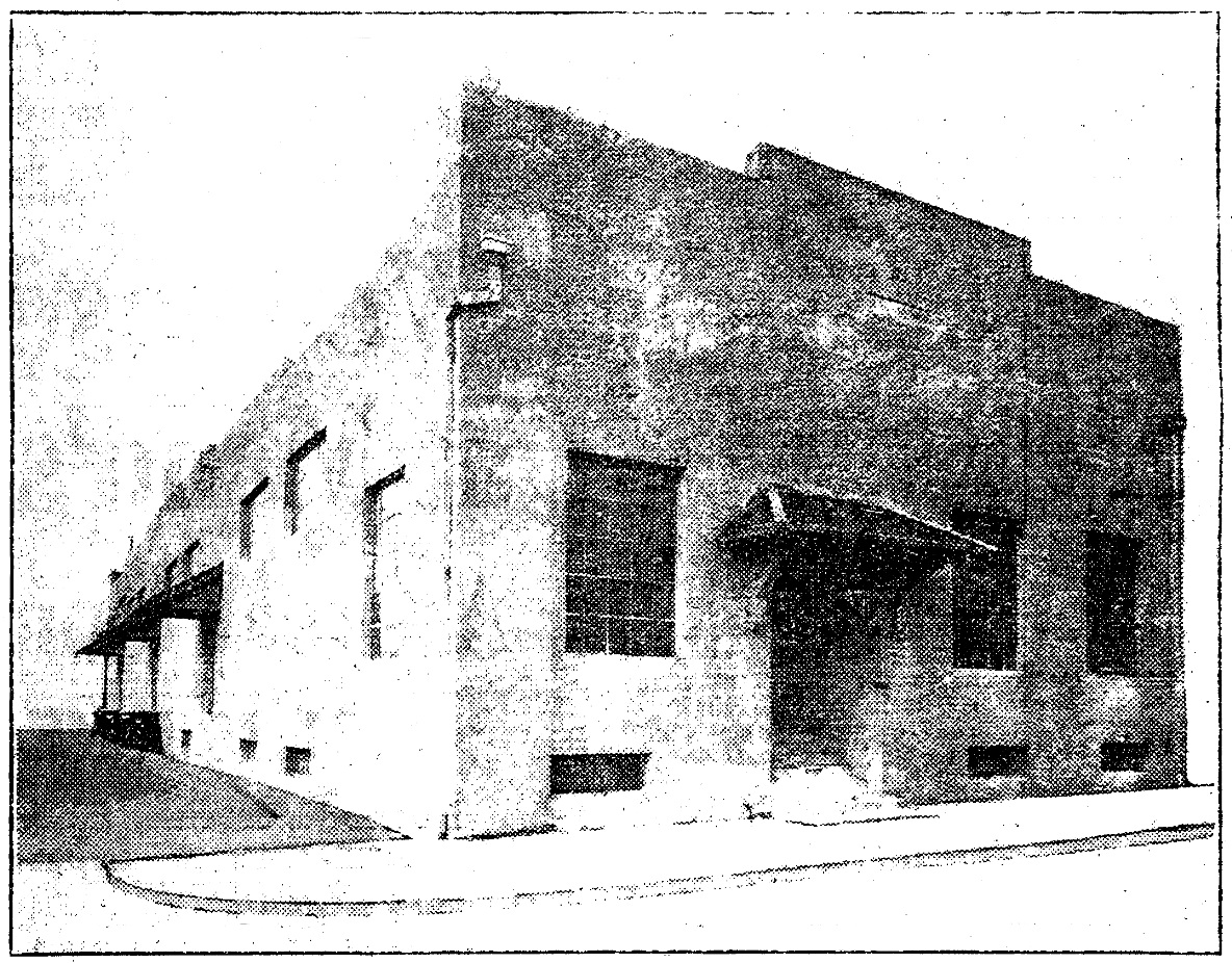 Monarch Feed and Seed, 303 South Fir, February 22, 1927 Medford Mail Tribune