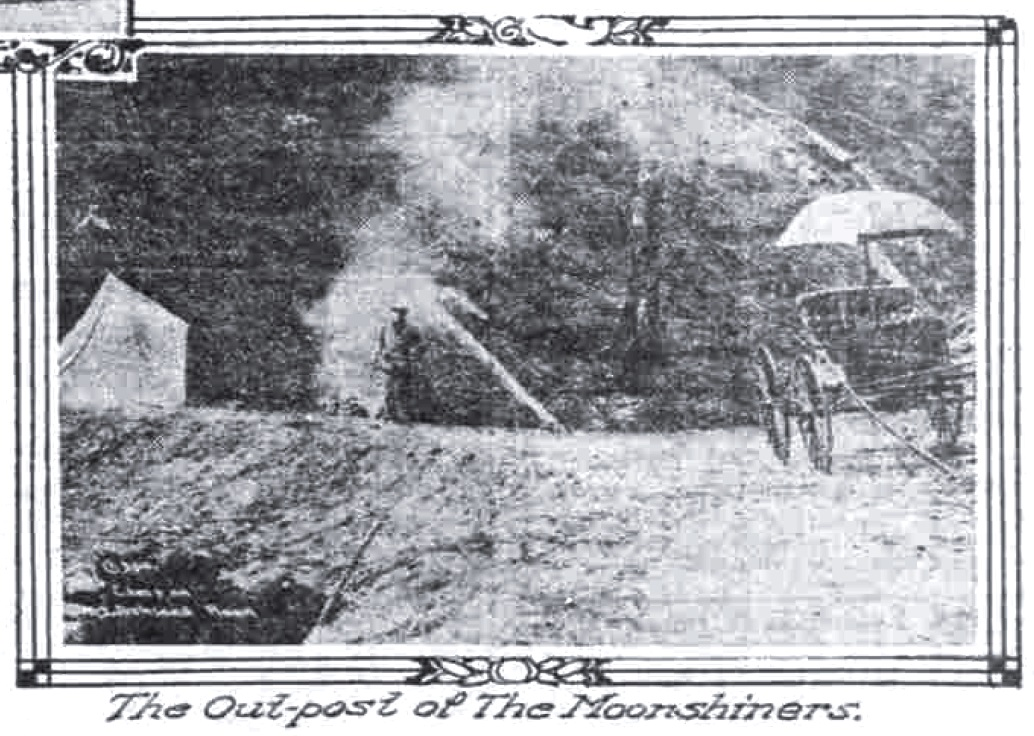 Movie Moonshiners, March 5, 1916 Oregonian