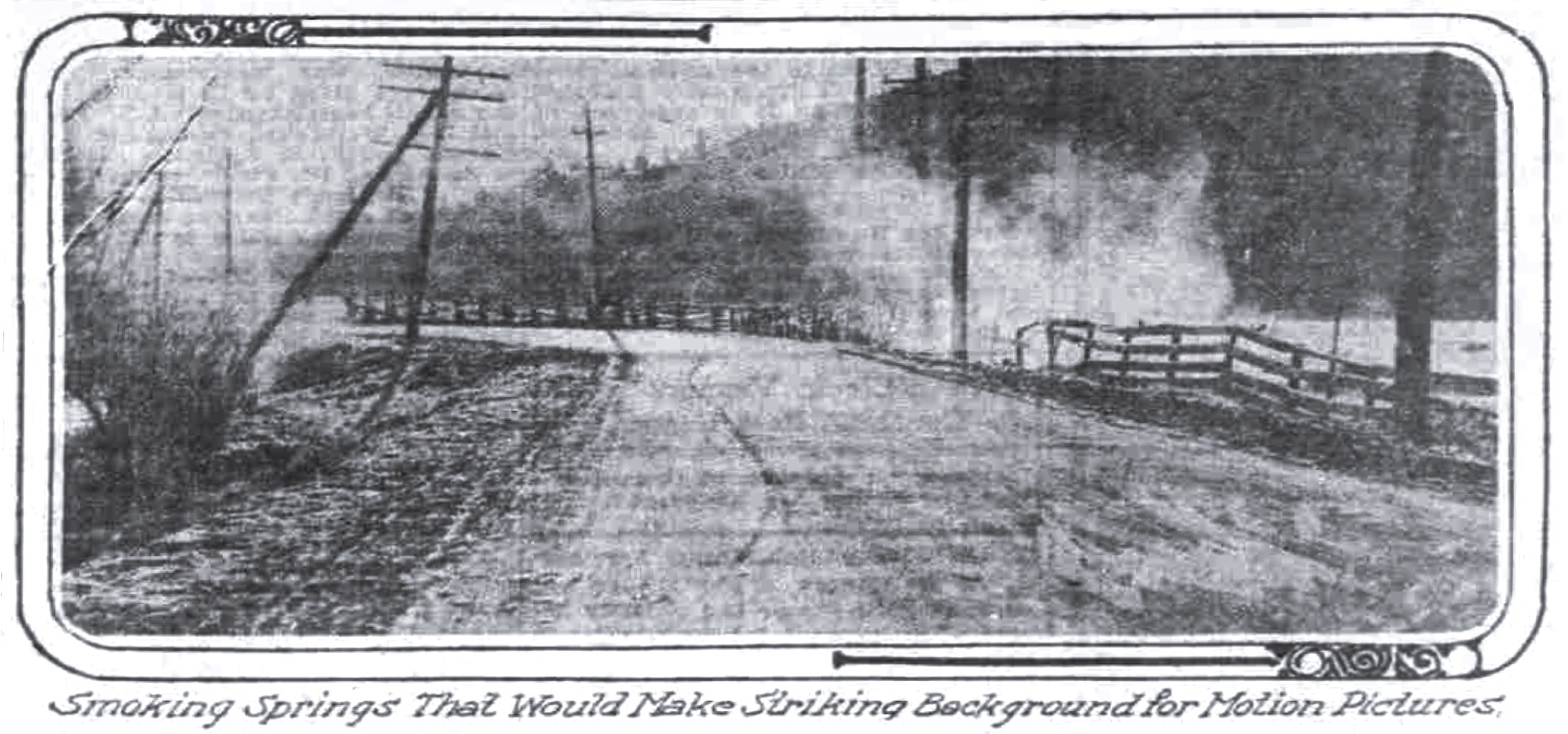 Jackson Hot Springs, March 5, 1916 Oregonian