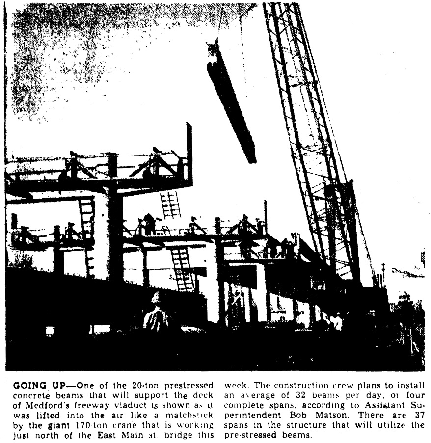 January 4, 1962 Medford Mail Tribune, page 1