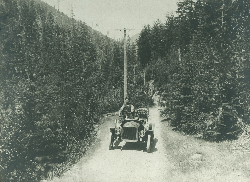 W. M. Hodson, Canyon Creek, Oregon circa 1908
