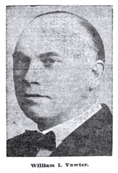 William I. Vawter November 22, 1914 Oregonian